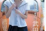 武田玲奈的顏值超高,成為日本娛樂圈的最新寵兒