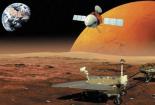每秒墜落速度4.9公裏,祝融號成功登陸火星