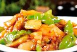 青椒土豆茄子一鍋炒,地三鮮營養豐富做法簡單