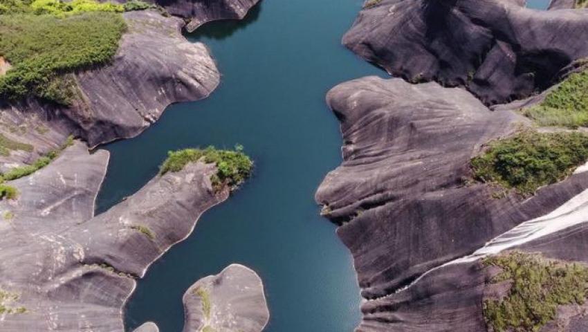 高椅嶺:一個被上帝遺忘的人間仙境